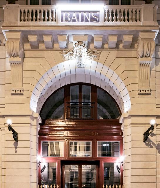 Les Bains Imagen de Design Hotels