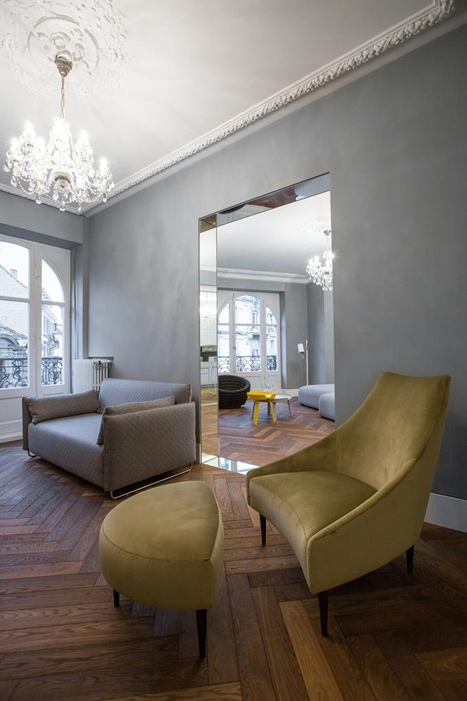 YCL Studio Strassbourg Apartement