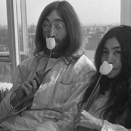Yoko Ono lleva la esperanza a Ciudad de México