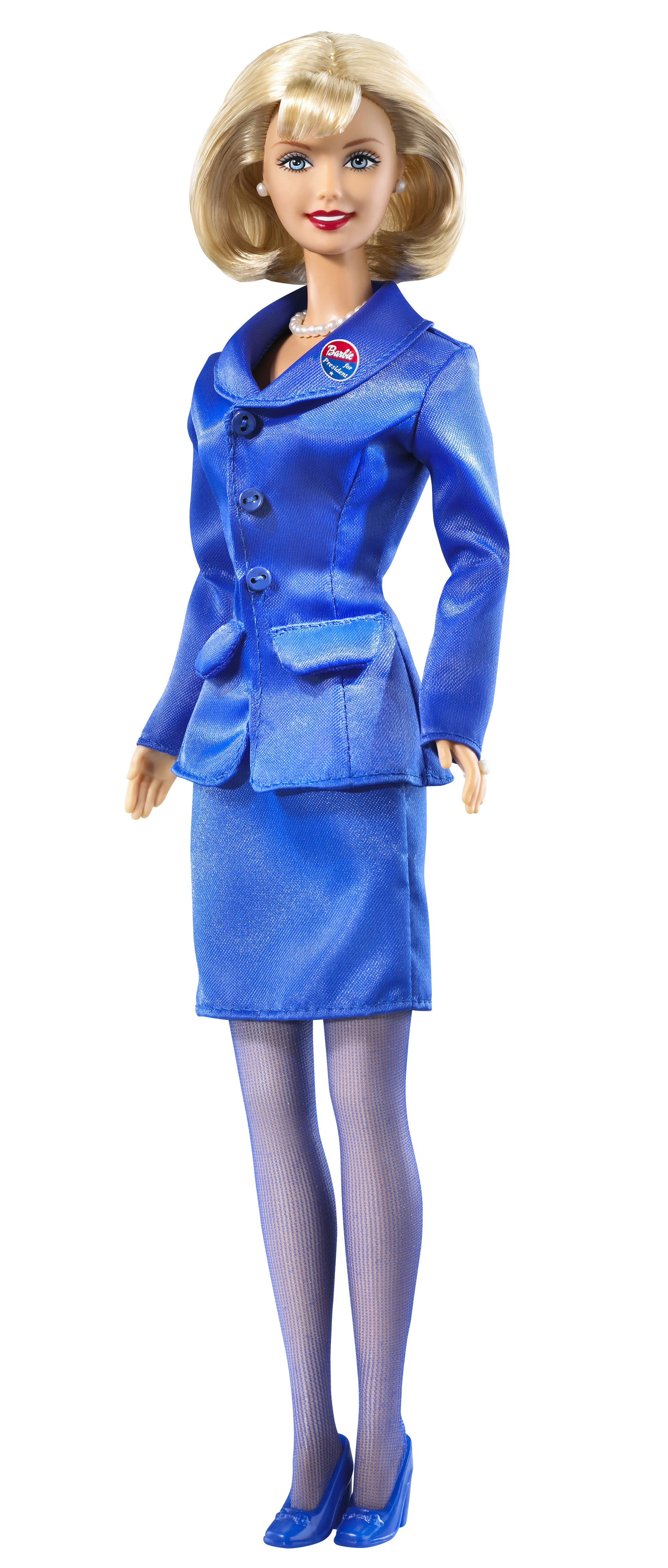 Barbie Candidata Presidencial 2000