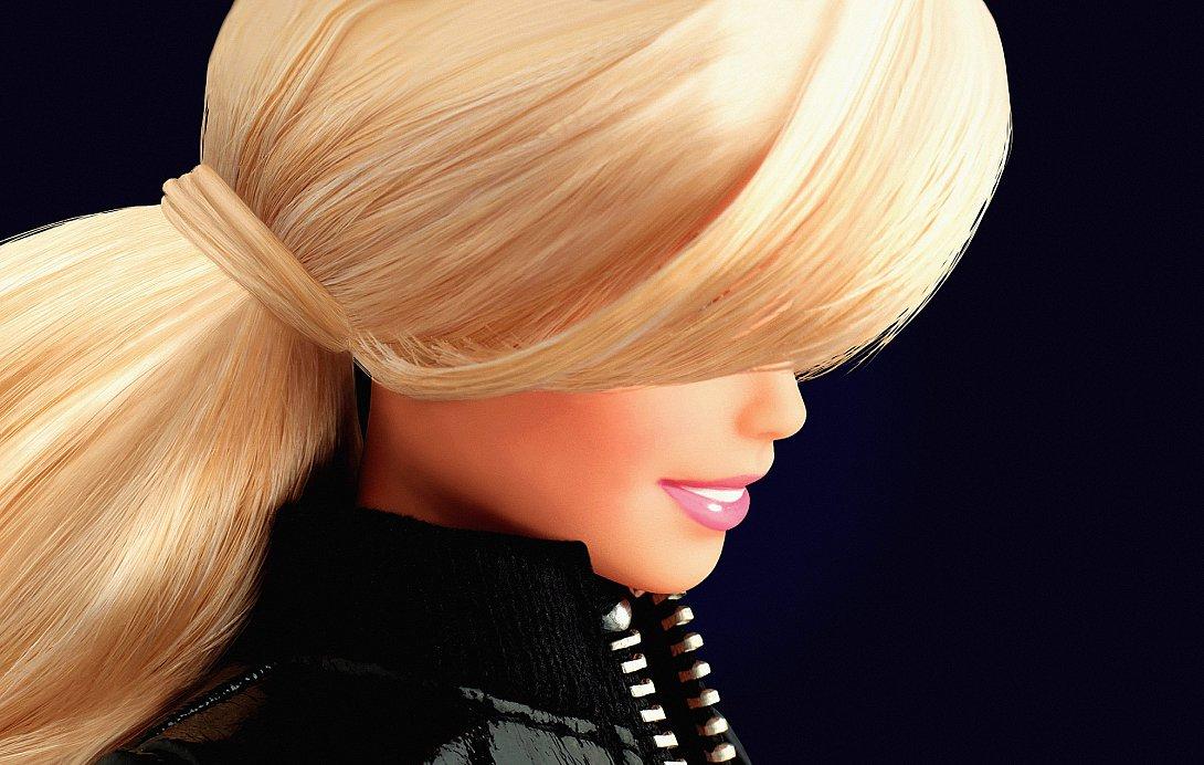 Barbie en el Museo de Artes Decorativas de Paris