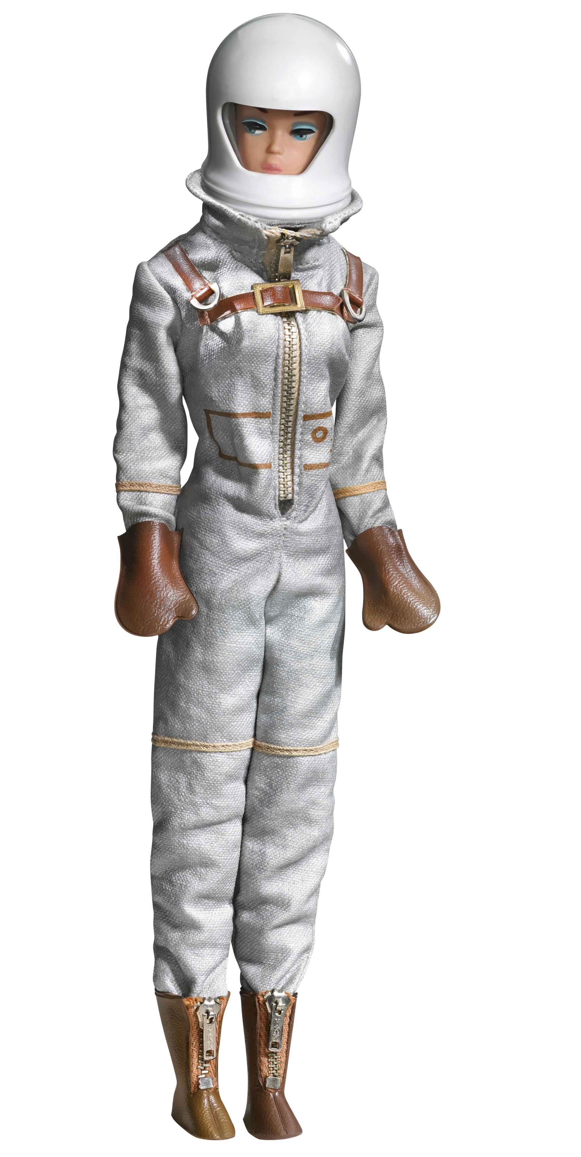 Barbie astronauta 1965