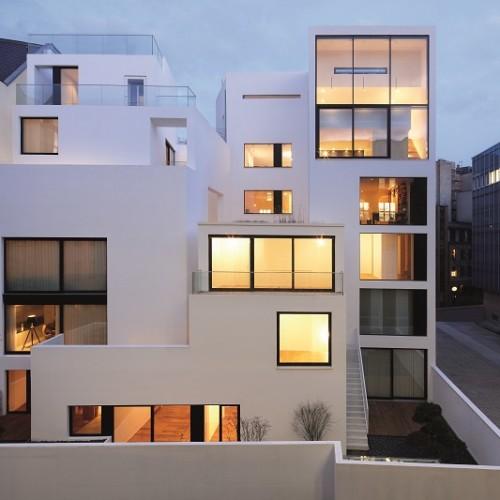 Un penthouse de placeres en Berlín