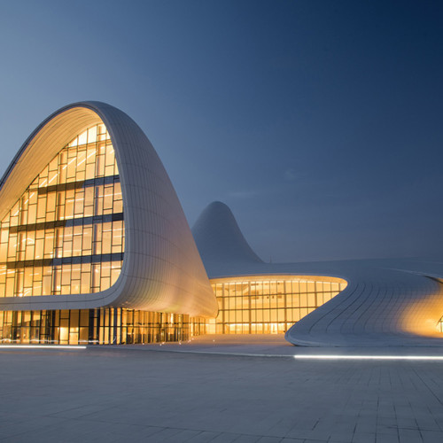 Los 10 edificios más increíbles de Zaha Hadid