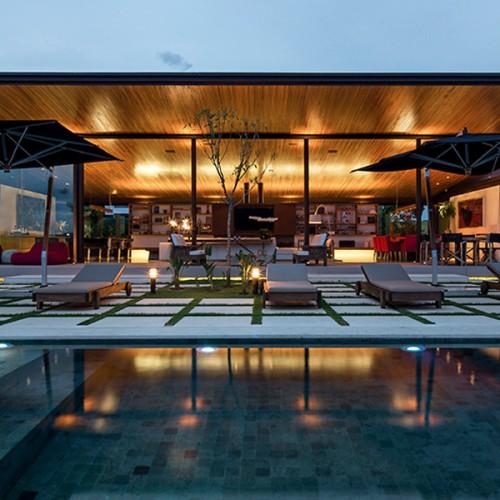 La idílica casa de Jacobsen Arquitectura en São Paulo