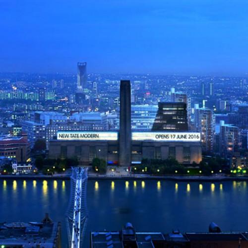 El nuevo rostro del Tate Modern de Londres