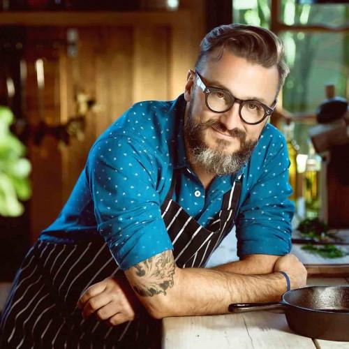 Una receta y mucho más del chef Fernando Trocca