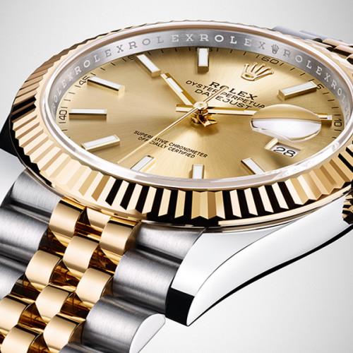 Rolex Oyster Perpetual Datejust 41, un clásico de referencia