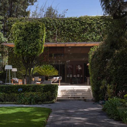 La exuberancia de Casa Virreyes en Ciudad de México