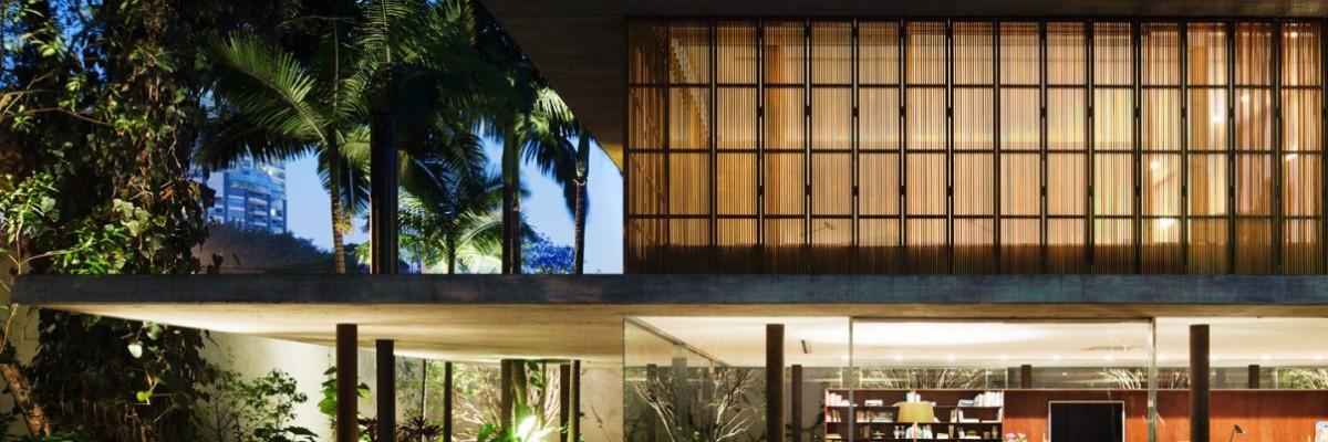 Casa Toblerone, una delicia moderna en São Paulo