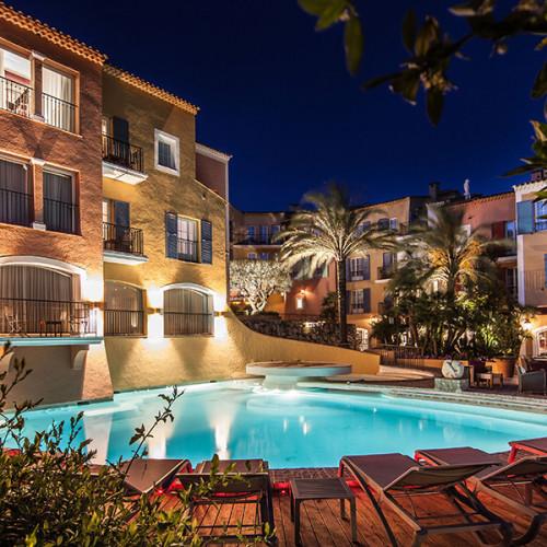 Hotel Byblos, el corazón de St. Tropez