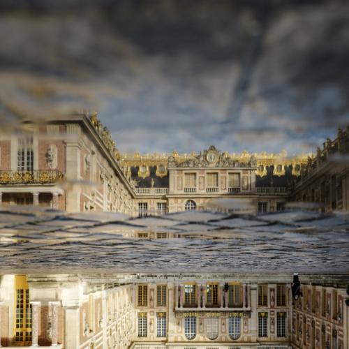 Olafur Eliasson en el Palacio de Versalles