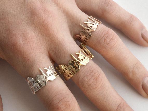 anillos de ciudades Ola Shekhtman