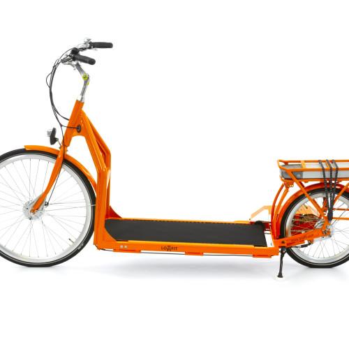 Lopifit: la nueva bicicleta diseñada en Holanda para caminar