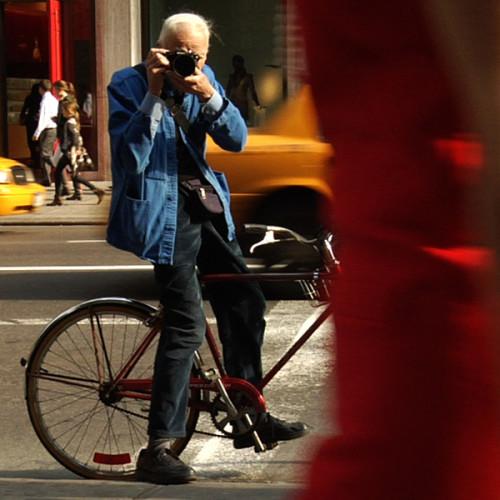 ¿Quién era Bill Cunningham, el fotógrafo del street fashion?