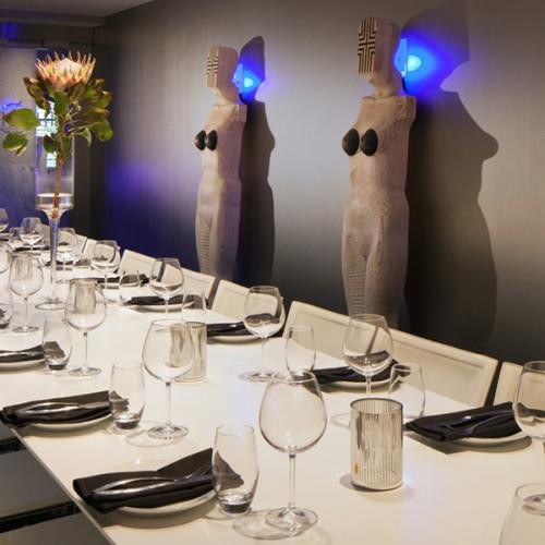 Rebelle Restaurant, cocina contemporánea excepcional