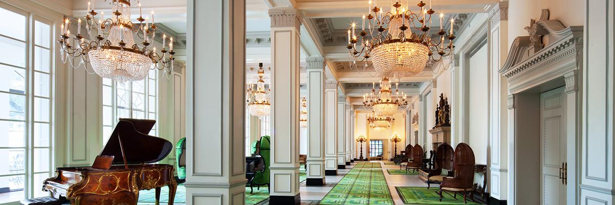 The St. Anthony Hotel, todo el brillo de la Reina de San Antonio, Texas