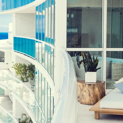 Diseñando un Pied-a-terre de lujo en South Beach