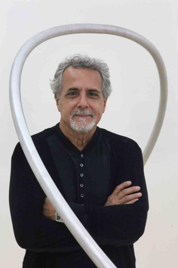 Carlos Medina retratado por Manuel Sarda