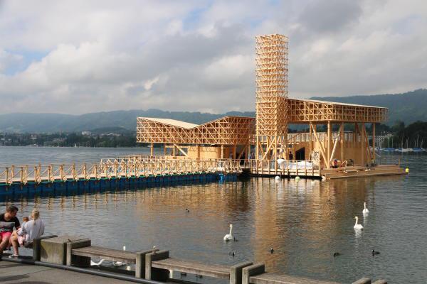 Comienza la gran fiesta del arte en suiza art basel 2016 for Piscina marva