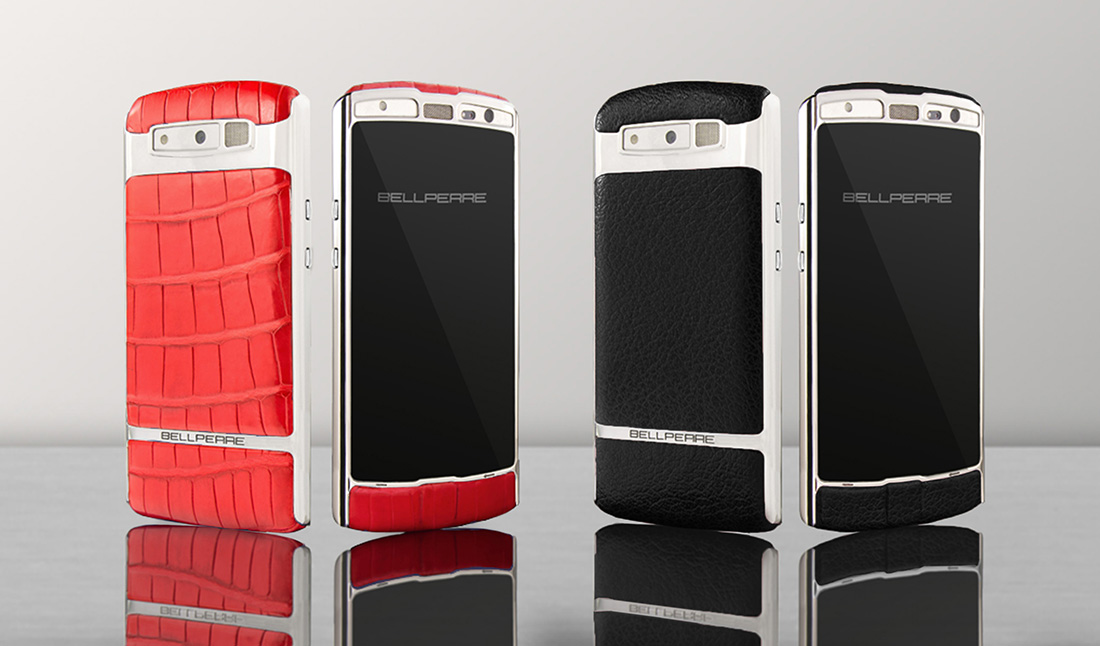 Bellperre-the-touch smartphone
