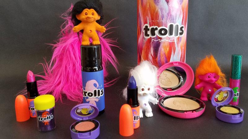 MAC-good luck trolls