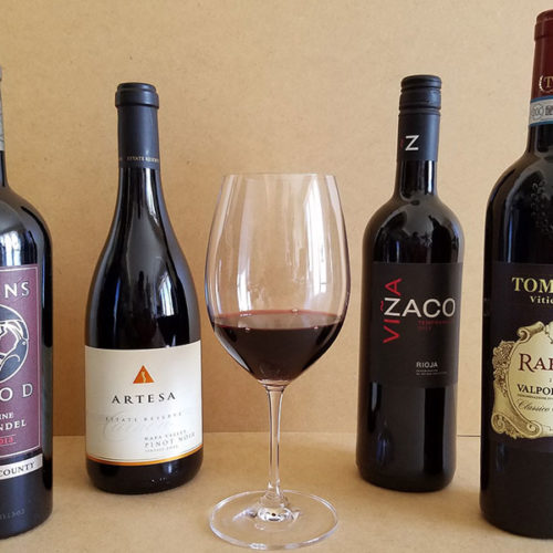 4 vinos tintos que debes probar antes de que termine este verano