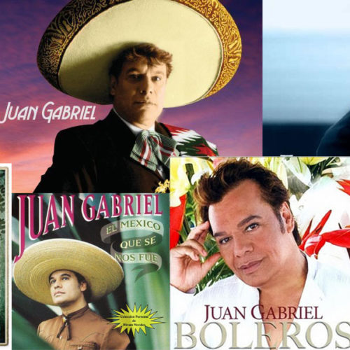 Adiós al gran Divo de Juárez: Las 10 mejores canciones de Juan Gabriel