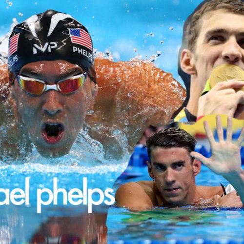10 cosas que necesitas saber sobre Michael Phelps