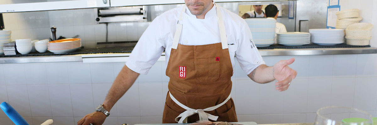 Receta del Chef mexicano Pedro Abascal para preparar el mejor ceviche de pargo