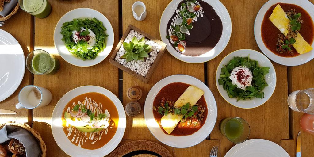 Restaurante cinco en playa del carmen cocina moderna con - Cocina con carmen ...