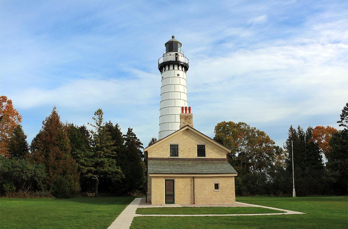 Door-County-Cana-Island-lighthouse
