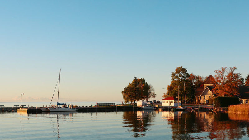 Door-County-Ephraim-sunset