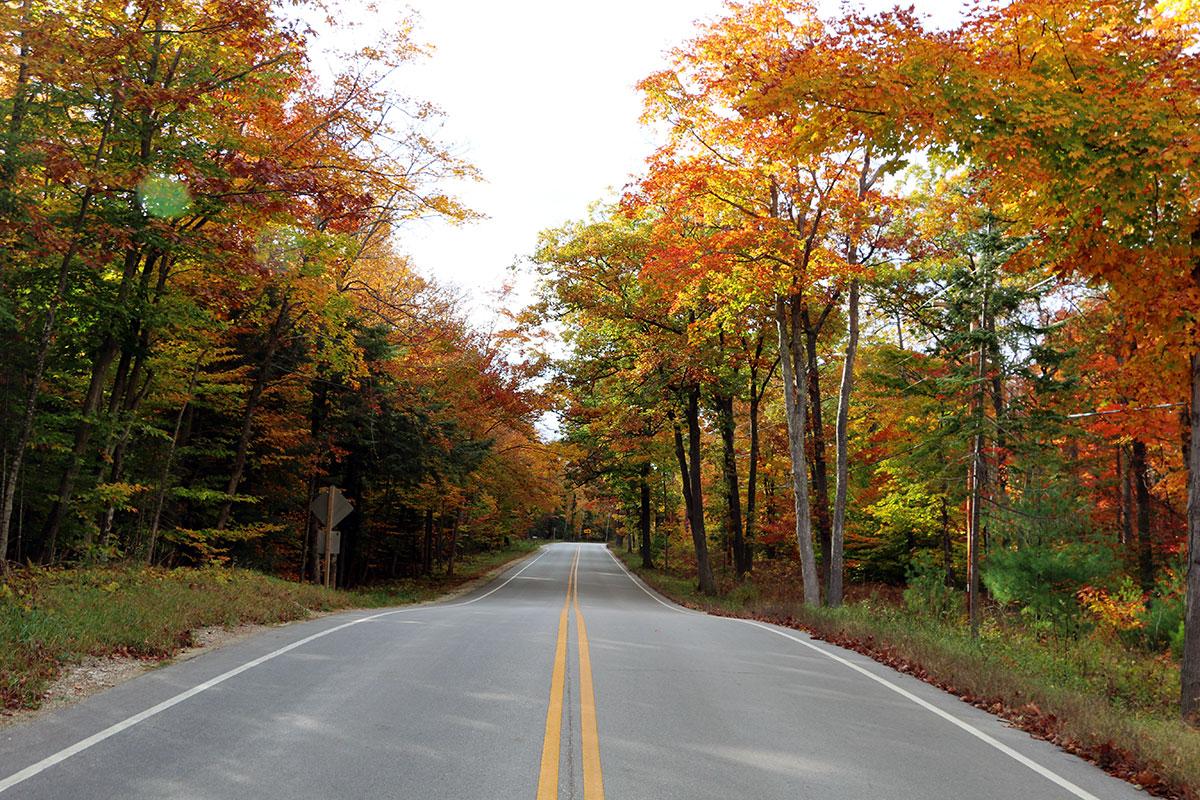Door-County-road