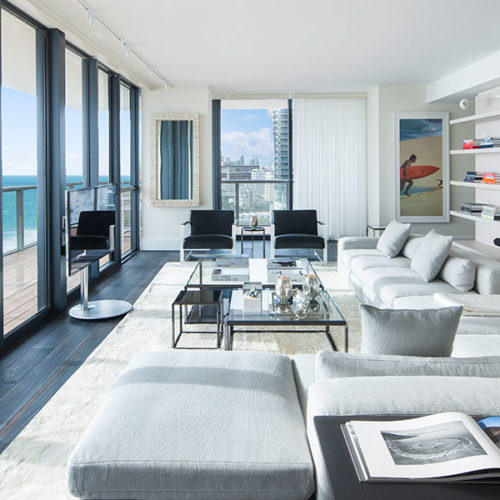 ¿Será la E-Wow Suite del W Hotel, la mejor suite presidencial de Miami Beach?