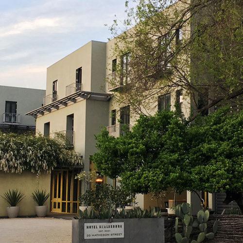 ¿En cuál hotel quedarse en Healdsburg, Sonoma?