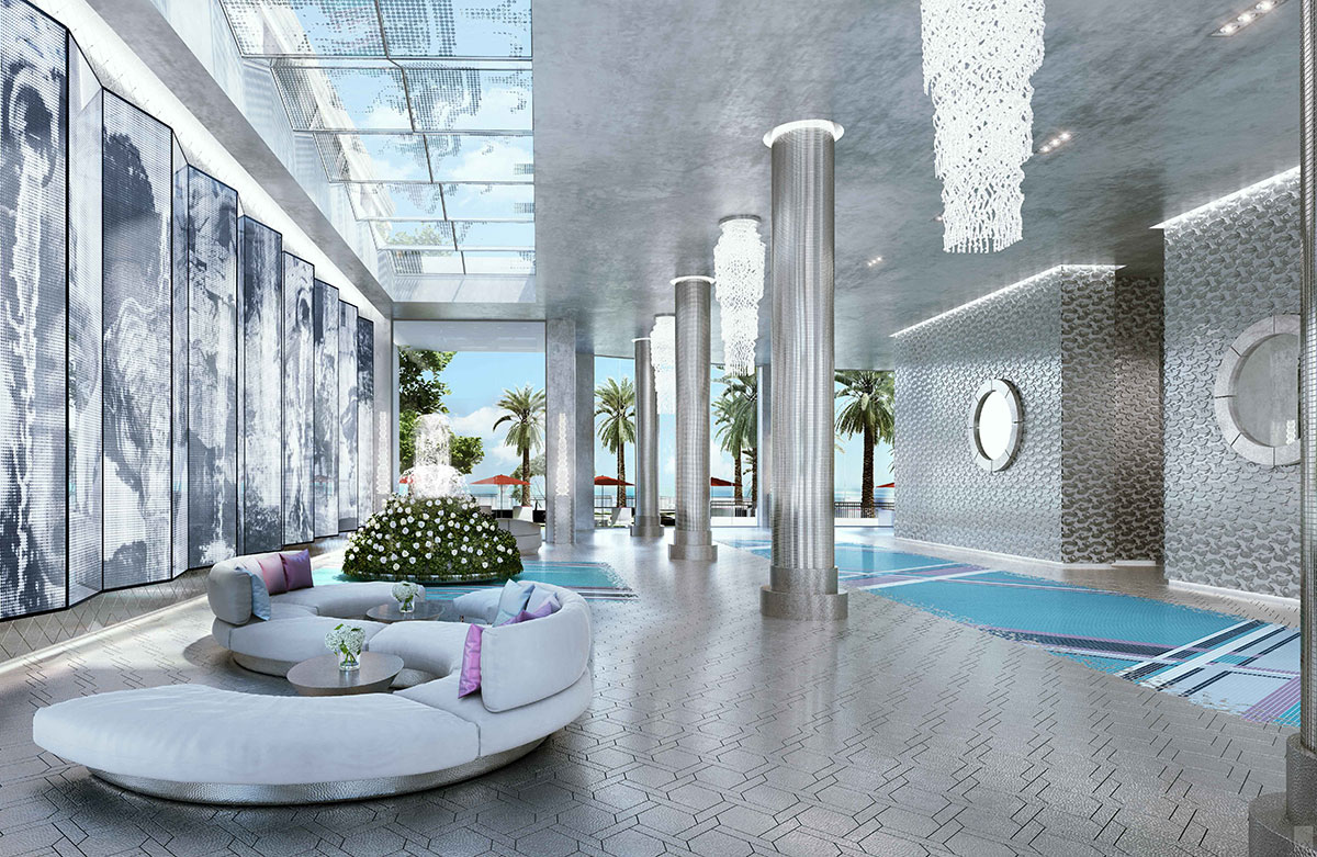 The-Estates-at-Acqualina-Karl-Lagerfeld-South-Lobby
