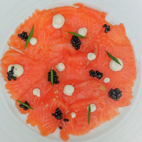 Cenar en Toscana sin salir de Miami con caviar italiano