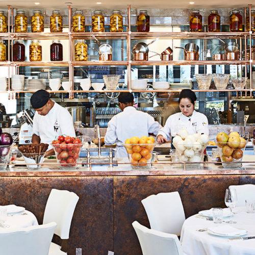 El nuevo restaurante francés del que todo mundo habla en Miami