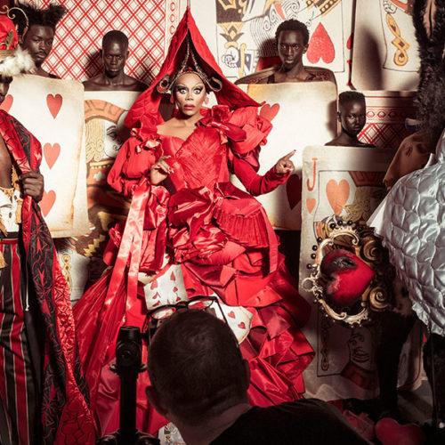 "Naomi Campbell, Lupita Nyong'o, Djimon Hounsou, Sean ""Diddy"" Combs y RuPaul protagonizan El Calendario Pirelli 2018"