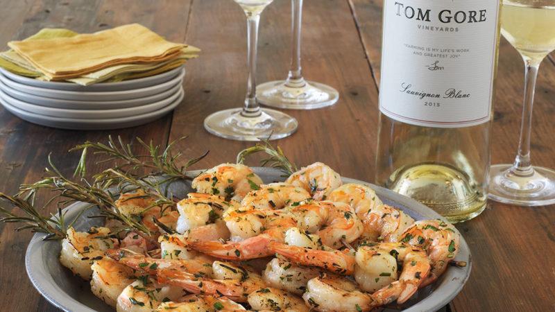 Tom-Gore-receta-de-camarones-y-romero