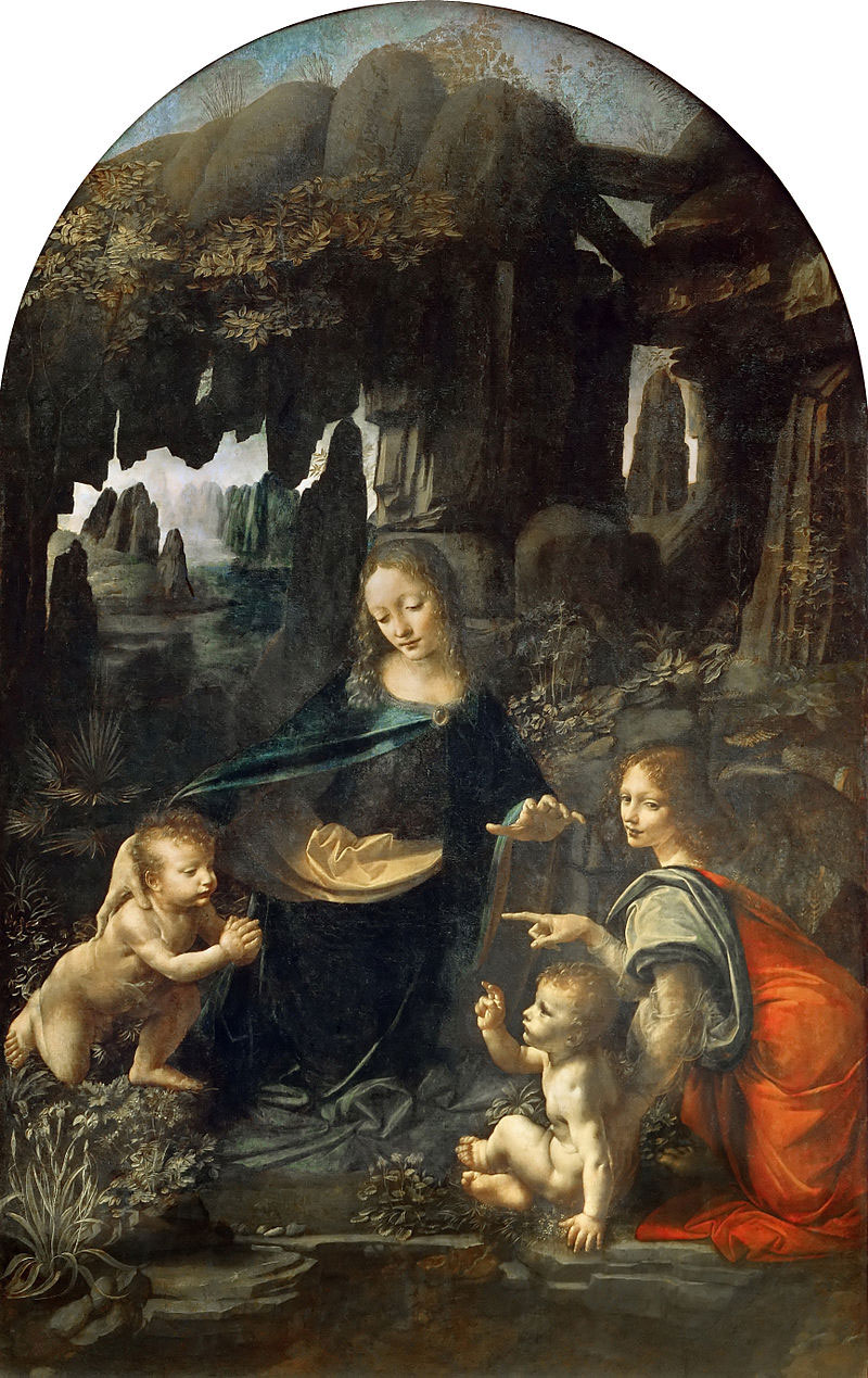 Leonardo_Da_Vinci_Vergine_delle_Rocce_(Louvre)