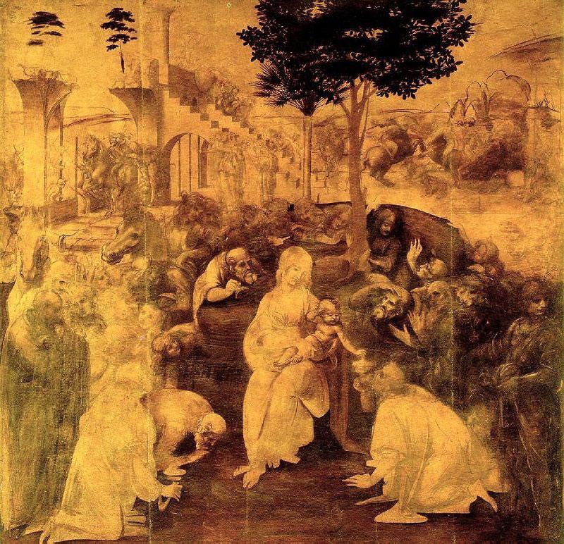 Leonardo_Da_Vinci_adoracion_de_los_reyes_magos