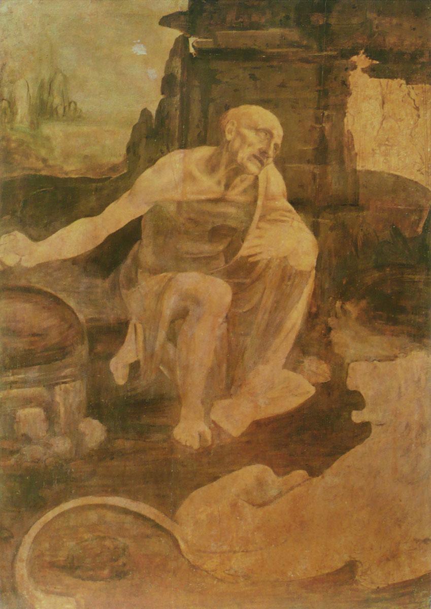 Leonardo_da_Vinci_San_Geronimo