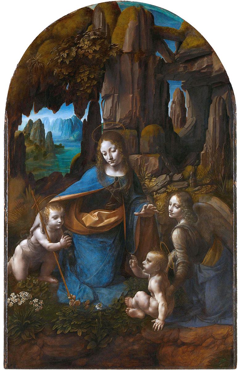 Leonardo_da_Vinci_Virgen_de_las_Rocas