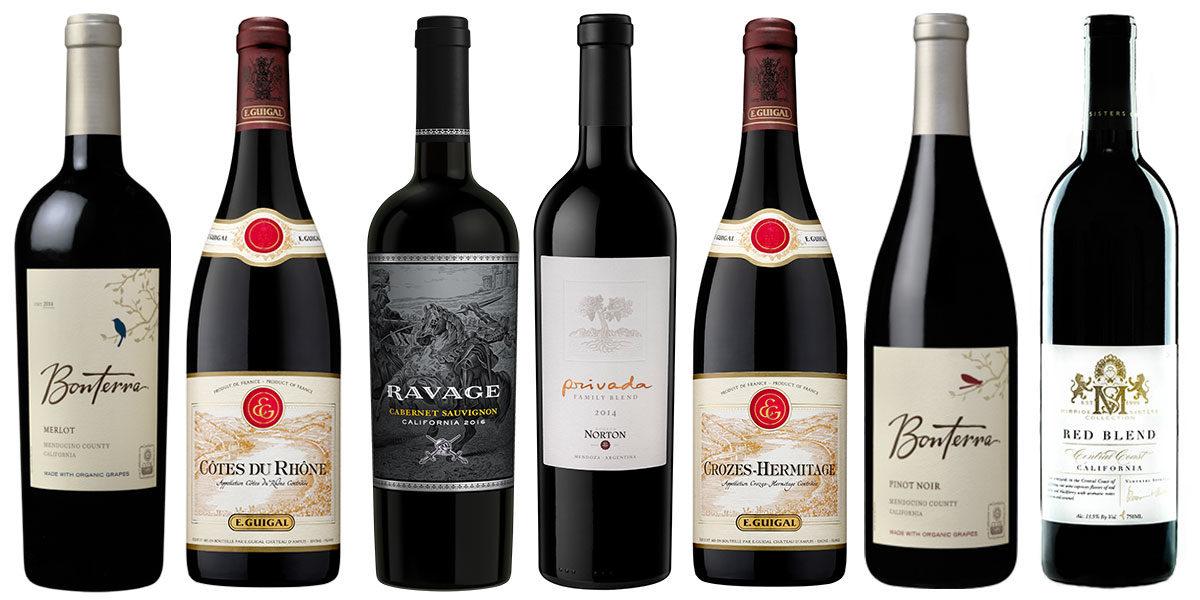 7-vinos-tintos-para-encender san-valentin