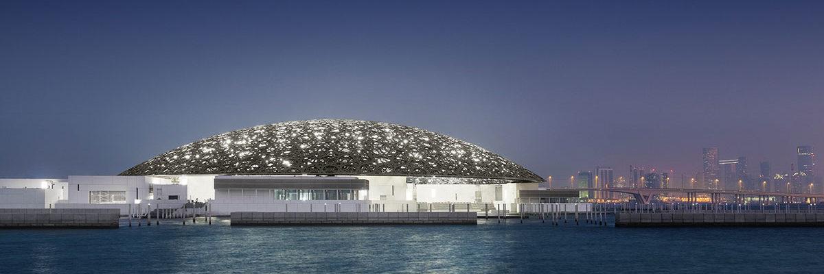 El nuevo museo Louvre Abu Dhabi, la nueva joya de Jean Nouvel