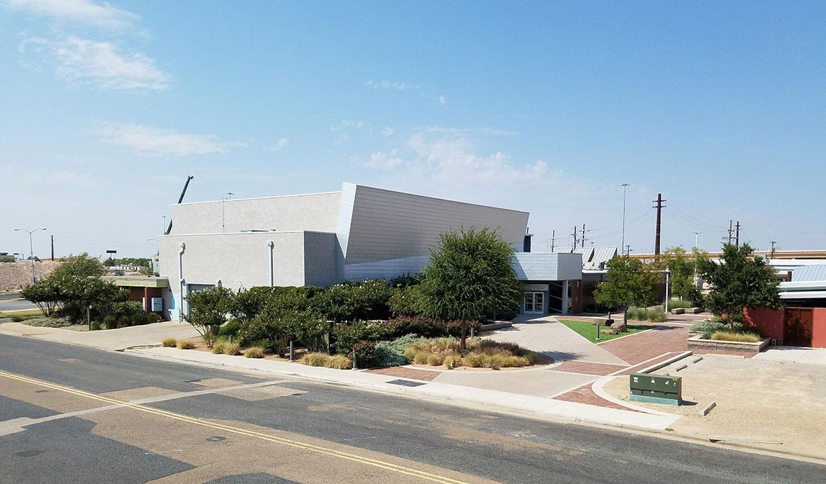 Lubbock-LUHCA-building