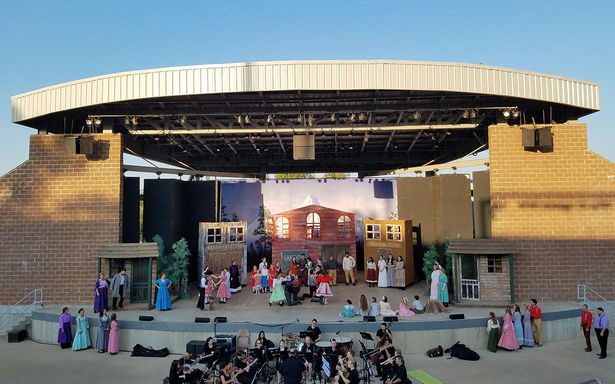 Lubbock-Texas Moonlight-Musicals
