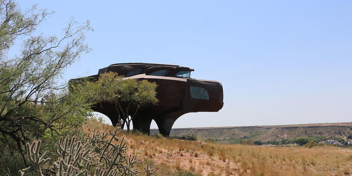 Robert Bruno Steel-House-Lubbock-Texas